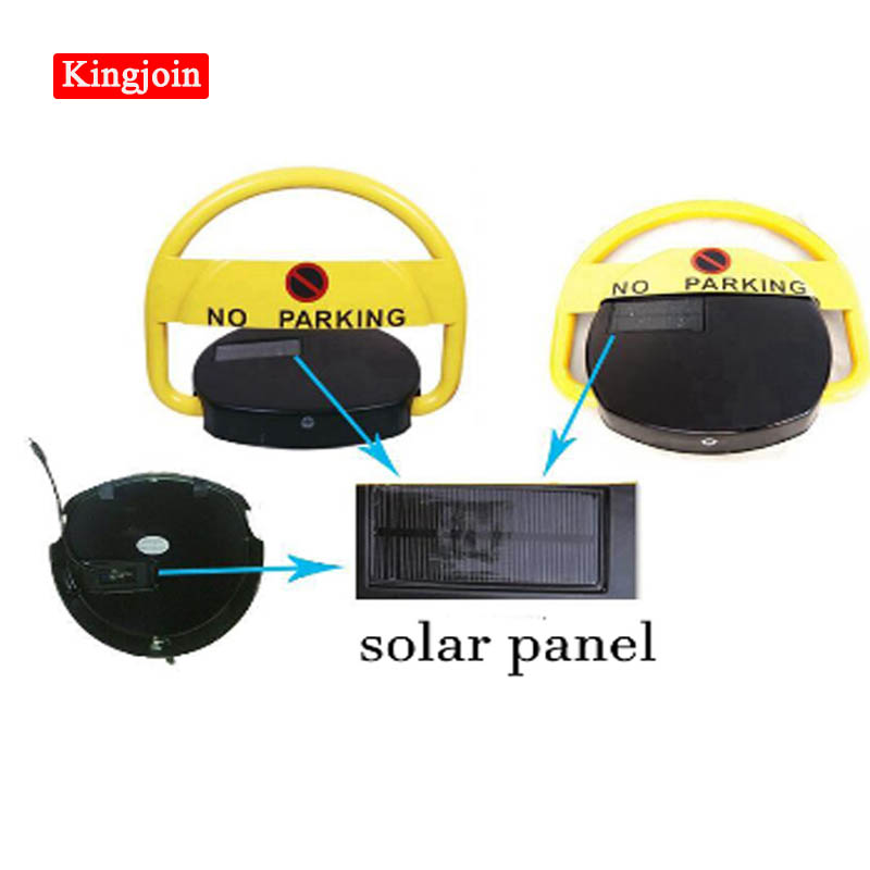 Solar Energy Remote Control Automatic Car Parking Space Lock, Car Parking Lock Barrier