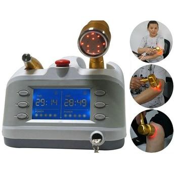 Láser de nivel bajo de 650nm LLLT de uso hospitalario profesional terapia con láser frío alivio del dolor de la artritis