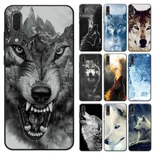 Angry Salju Serigala Phone Case untuk Huawei Honor 9x PRO 8X10 20 10 Lite 20 Pro Soft Silicone Cover(China)