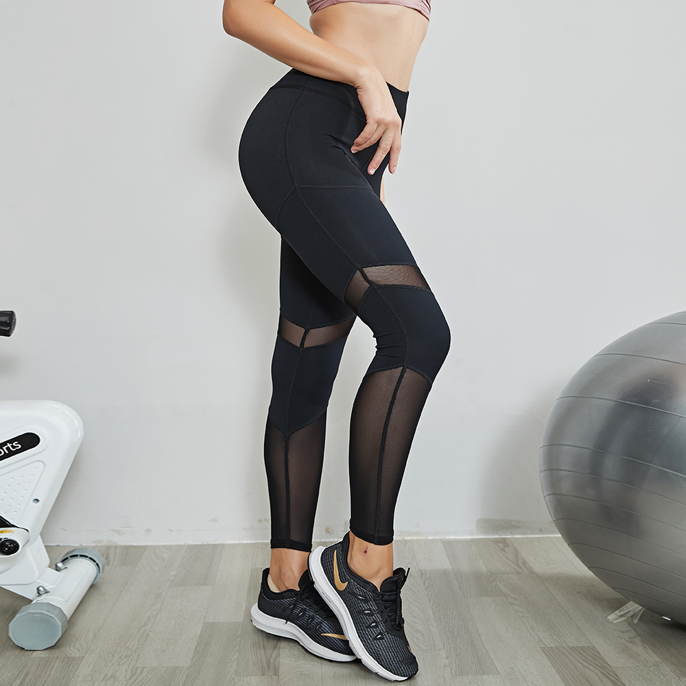 Fitness High Waist Legging Tummy Control Seamless Energy Gymwear Workout Running Activewear Yoga Pant Hip Lifting Trainning Wear 6