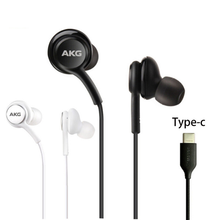 Słuchawki przewodowe note10 słuchawki przewodowe typu c IG955 słuchawki douszne z mikrofonem Galaxy S8 S7 S6 PlusC7 C9 pro