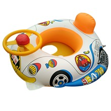 Swimming-Ring Rainer Outdoor-Water Sport Inflatable Children's Boat Car Playing Small