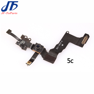 Image 2 - 10Pcs Small Front Facing Camera for iPhone 6 6S Plus 6SP 6P 6G 5 5S 5C SE 5G Flex Cable with Light Proximity Sensor Microphone