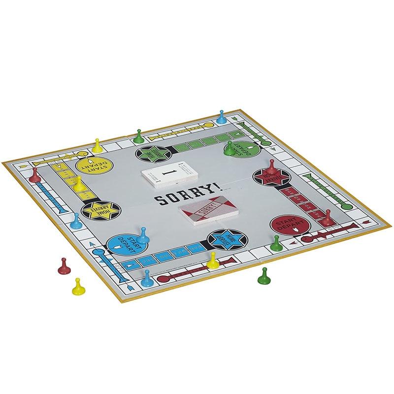 Оригинальная игровая Монополия Hasbro, Ретро Серия 1958, английская версия, настольная игра для семейвечерние, подарок на день рождения, игрушки для взрослых для мальчиков 2