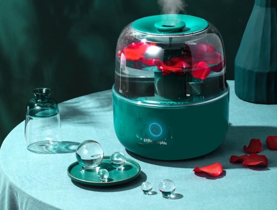 Essential Oil Diffuser Ultrasonic Air Home Humidifier Mini Mist Maker Aroma Diffuser 3L capacity  Office