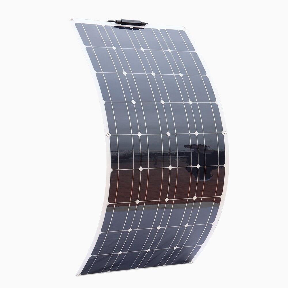 120W solar p