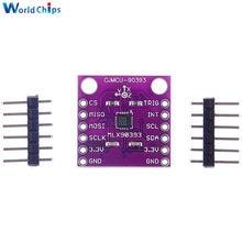 MLX90393 Micropower Triaxis magnetómetro sin contacto 3D Módulo de Sensor de posición tridimensional Hall