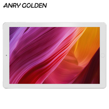 ANRY 10.1 inch Tablet 1280*800 IPS Screen 4G Call Phone Tablet PC Android 8.1 2GB RAM 32GB ROM Fingerprint pipo x10 pro mini pc ips tablet pc dual os android windows 10 tv box intel z8350 quad core 4g ram 64g rom 10000mah bluetooth