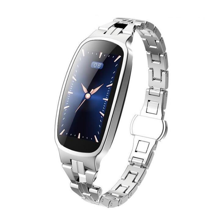 Futureshine B72 цветной спортивный смарт-браслет монитор сна напоминание о звонке Водонепроницаемый Bluetooth спортивные часы для женщин