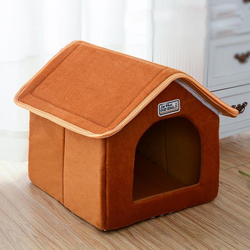 Уютный домик для домашних животных
