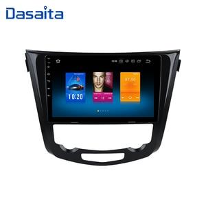 "Dasaita 10.2"" IPS Android 9.0 Car Radio for Nissan X-Trail T32 Qashqai J10 J11 2014 2015 2016 2017 2018 2019 GPS Navigation(China)"