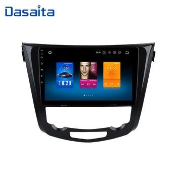 "Dasaita 10.2"" IPS Android 9.0 Car Radio for Nissan X-Trail T32 Qashqai J10 J11 2014 2015 2016 2017 2018 2019 GPS Navigation"
