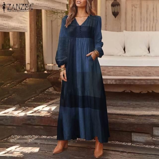 beautiful long dress, casual but sweet 3