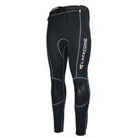 Layatone 2mm Neoprene Wetsuit Pants Women and Men Diving Pants Snorkeling Canoe Swimming Warm Pants Leggings Wet Suit