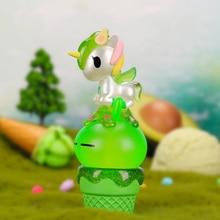 Blind-Box Toys Guess-Bag Tokidoki-Bag Girl Figures Unicorno Anime Cute Ciega Model Caja