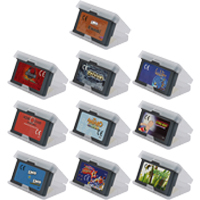 Video Game Cartridge 32 Bits Game Console Card Adventure Games Series US EU Version English Language