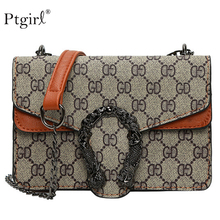 Female Crossbody Bags For Women 2019 High Quality PU Leather Ptgirl crossbody bags for women Womens сумка мода женская Sac