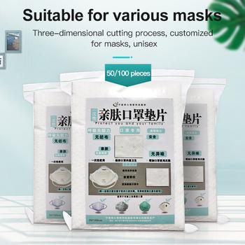 500 sztuk maska jednorazowa Pad wymiana filtrowanie Pad maseczka higieniczna uszczelka respirator Mat PM2 5 przeciwkurzowe maska tanie i dobre opinie Ni-SHEN NONE Chin kontynentalnych KZTP 10cm*9cm masks respirator mask Antispit filter face mask Anti-dust Face protect Non-woven fabric
