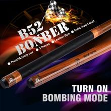 Billiard-Stick Break-Punch Jump-Cue Professional OMIN Ash And Tip 14-Mm 142cm-Length