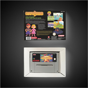 Image 5 - Earthbound   EUR Version RPG Spiel Karte Batterie Sparen Sie Mit Einzelhandel Box