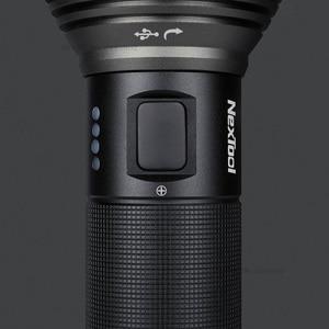 Image 3 - Youpin NexTool Outdoor Flashlight 2000LM 5 Models Multi function Brightness IPX7 Waterproof Portable Bike Camping Flash Light