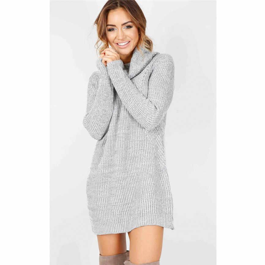여성 점퍼 터틀넥 스웨터 여성 점퍼 여성 따뜻한 스웨터 긴 겨울 케이블 니트 대형 스웨터 코트 블라우스 새로운