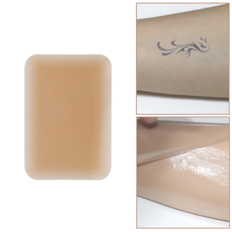 Tattoo Flaw Birthmark Blemishes Concealing Sticker Waterproof Breathable Skin-Friendly Full Cover Concealing Tape