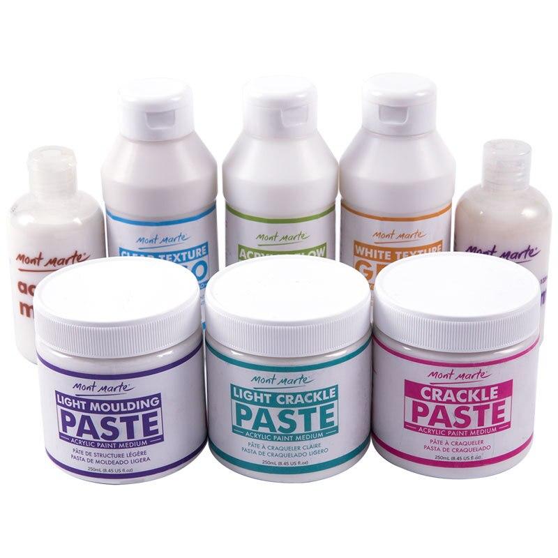 Acrylic Pigment Blend Liquid Brightener Transparent Protective Paint Matte Primer Primer Painting Medium
