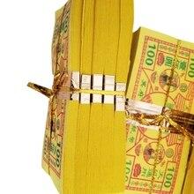 Предок деньги комплекты 350 шт. Joss Бумага деньги призрака китайский Joss Бумага деньги