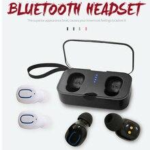 Bluetooth 5.0 Earphones TWS Wireless Headphones Bluetooth Earphone Handsfree Headphone Sports