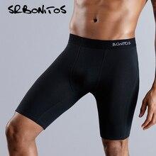 longue calson boxer homme coton sous vetement homme calcon long underwear men sexy lot calecon microfibre pull in sous vêtement