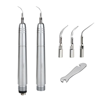 Teeth Whitening Dental Ultra AS2000 Air Scaler  Handpiece Working Tips Scaling Polishing  Tools Dentist  Dentistry