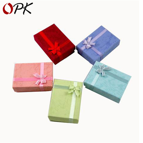 Jewelry Box Can Put Couple Rings Earrings Necklace Business Send Gift Box Jewellery Box Hh115