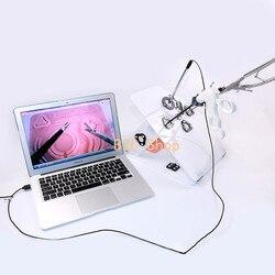 Лапароскопическая хирургическая тренировка весь набор Лапароскопическая камера инструменты для практики Иглодержатель щипцы лапароскоп...