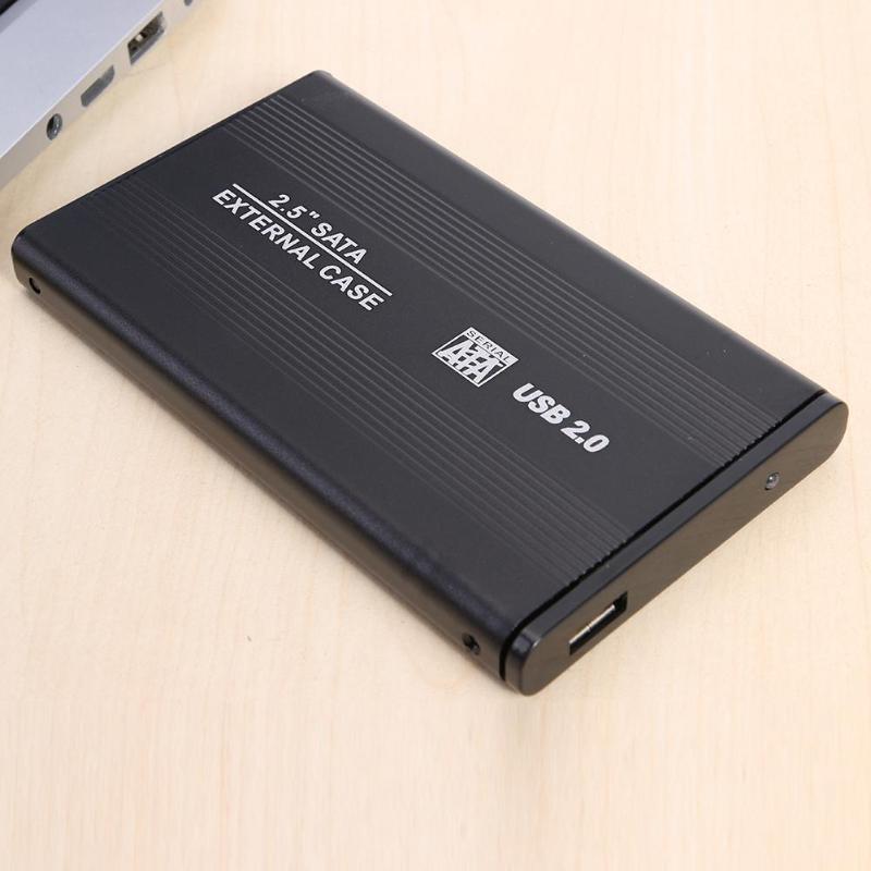 boîtier disque dur externe 2.5