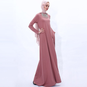 Dress Tassel New Muslim Dress 6 PC Women Dress and Robe Kaftan Abaya Slim Muslim Party Dresses For Women Fashion Clothes