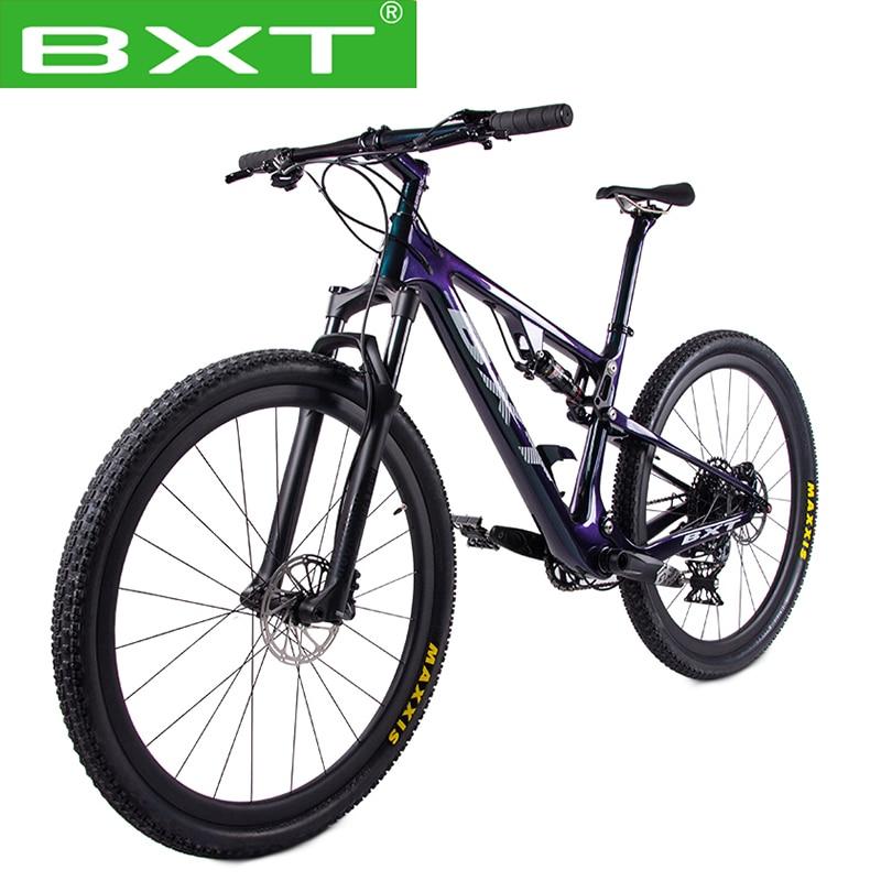 Суперсветильник карбональный велосипед 29er * 2,1 Подседельный штырь 31,6*350 мм SRMA GX Eagle 1*12S полный комплект велосипедной подвески горный велосипе...