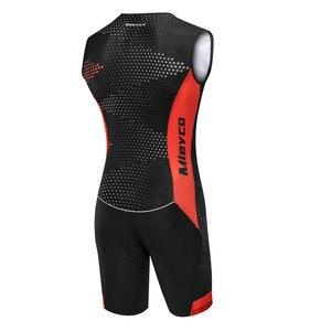 Image 2 - Triathlon Wielertrui 2020 Fiets Man Pro Team Fietsen Kleding Mtb Fiets Kleding Swimmsuit Running Rijden Pak Fietsen Outfit