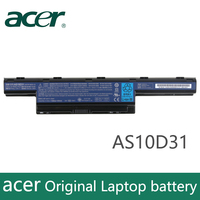Oryginalny Laptop bateria do acer 4551G 4741G 5741G 5742G 5750G 7750G 7760G AS10D51 AS10D71 AS10D81 AS10D73 AS10D31 w Akumulatory do laptopów od Komputer i biuro na