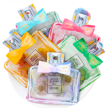 20packs/lot Mini Cute Bow Perfume Bottle Packed Eight Selections For Kids Reward Toys Stickers Bullet Journal