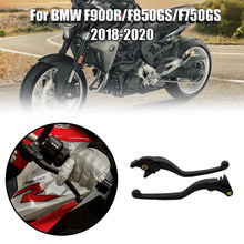 For BMW F850GS F750GS F900R F900XR 2018 2019 2020 Motorcycle Accessories Brake Clutch Levers F900R/XR F850GS F750GS 2018-2020