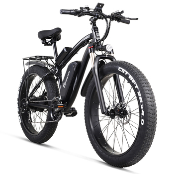 MX02S Sheng milo Electric bike ebike 48V1000W electric mountain bike 4.0 fat tire Electric Bicycle beach E-bike electric