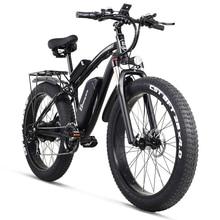 Shengmilo rower elektryczny 1000W mężczyzna rower górski śnieg rower elektryczny Ebike 48V17Ah rower elektryczny 4.0 tłuszczu opony e rower
