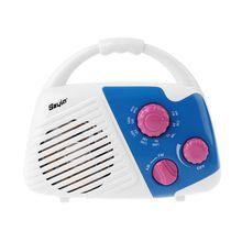 OOTDTY портативное радио I FM мини радио водонепроницаемый AA батарея AM FM радио душ радио с динамиком для ванной комнаты