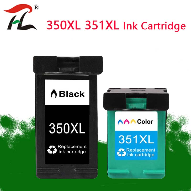 Compatible 350XL 351XL Ink <font><b>cartridge</b></font> replacement for <font><b>hp</b></font> 350 <font><b>351</b></font> hp350 D4200 C4480 C4580 C4380 C4400 C4580 C5280 C5200 C5240 image