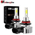Светильник РА 9005 HB3, светодиодная CAN-шина, лампочки 60 Вт, 6500 лм, автомобильные аксессуары, K, светодиодные противотумансветильник ры