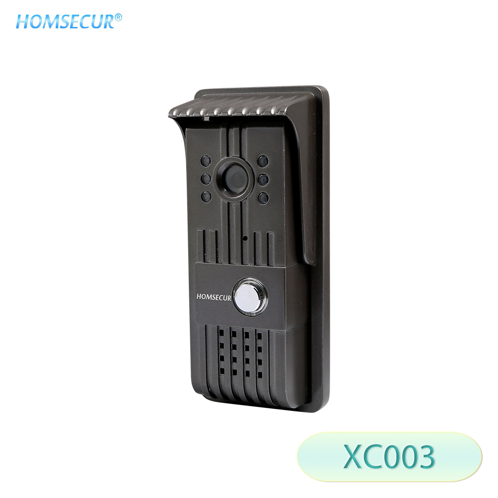 HOMSECUR Outdoor Camera XC003 For Video Door Phone System