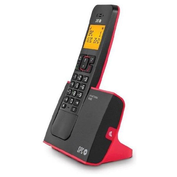 Беспроводной Телефон DECT SPC 7290R черный