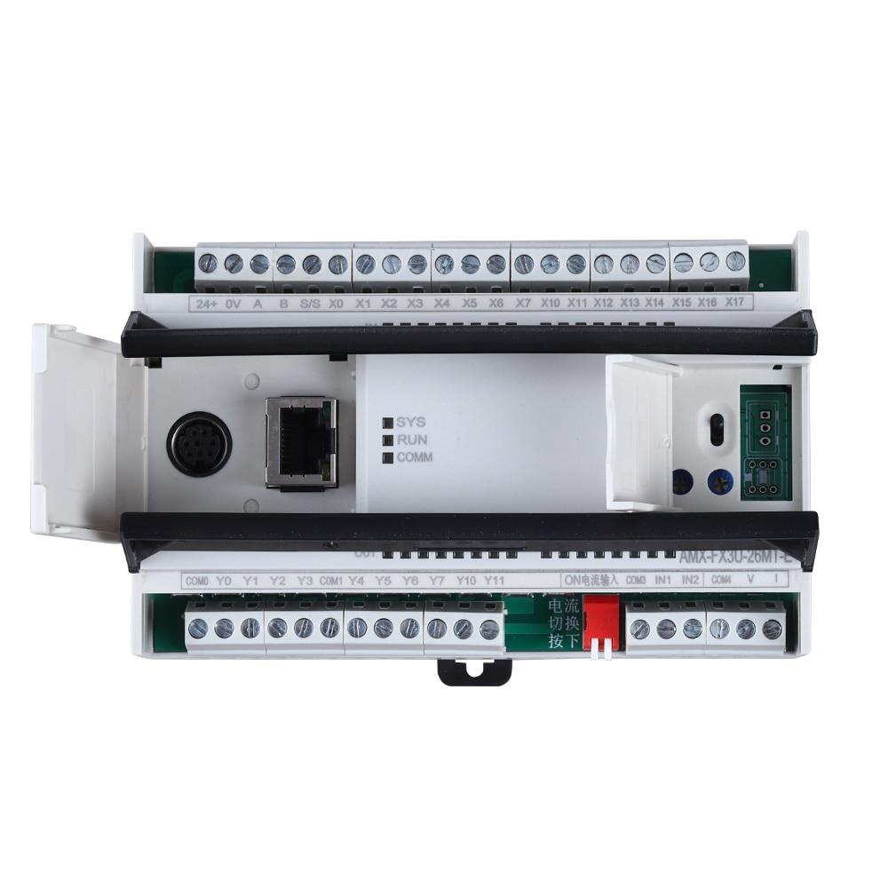 amsamotion fx3u 48mr fx3u 26mr e fx2n 26mt substituir melsec plc 04