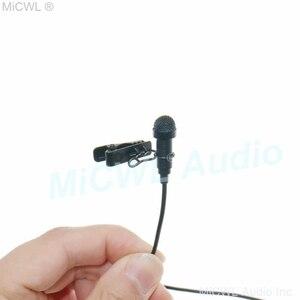 Image 5 - Петличный микрофон MICWL, микрофон с отворотом для Sennheiser EW 100 300 500 G1 G2 G3 Wireless MKE2 Design с зажимом и крышкой